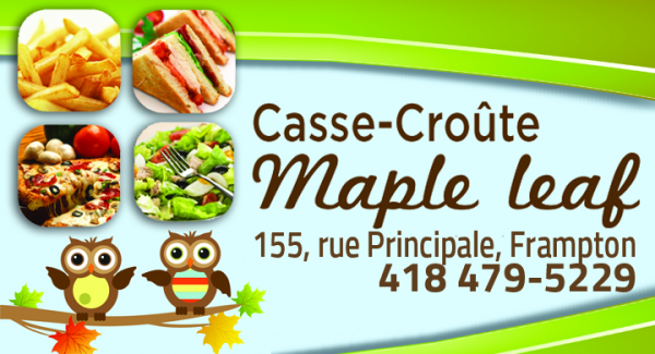 Casse-Croûte Maple Leaf