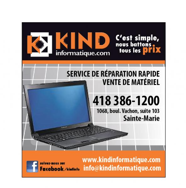 Kind Informatique .com inc.