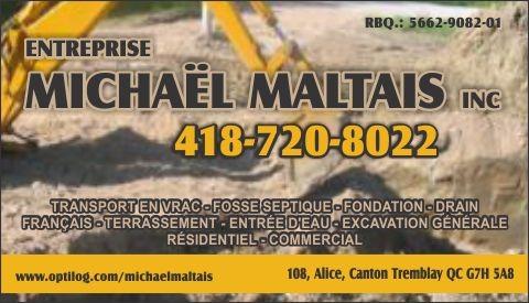 Les Entreprises Michaël Maltais