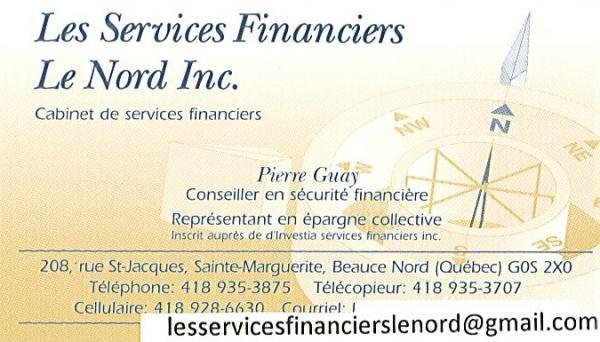 Services Financiers le Nord