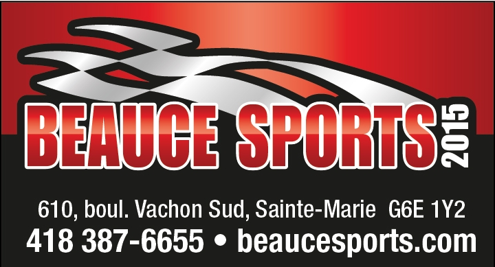 Beauce Sports 2015