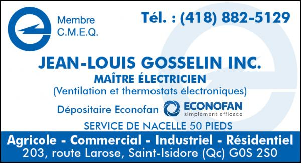 Jean-Louis Gosselin inc.