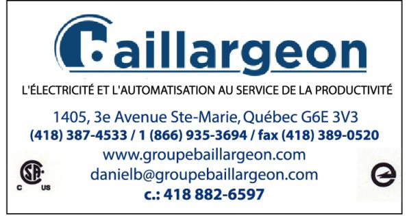 Benoit Baillargeon inc.