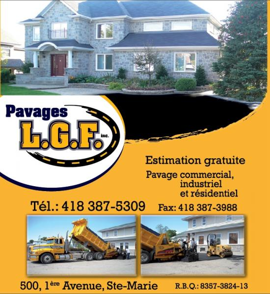 Pavages L.G.F.