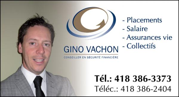 Services Financiers Gino Vachon inc.
