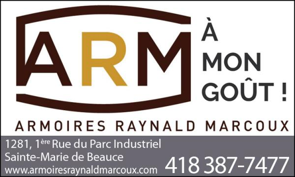 Armoires Raynald Marcoux
