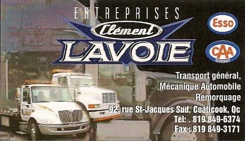 Entreprises Clément Lavoie