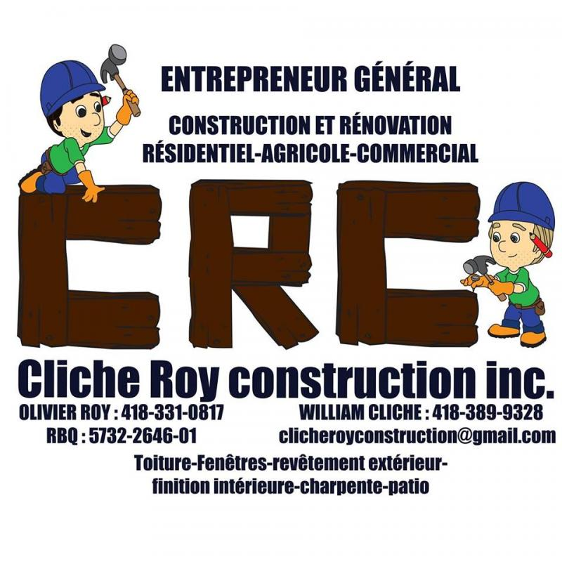 Cliche Roy Construction inc.