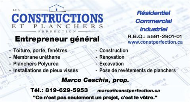 Constructions et Planchers Perfection