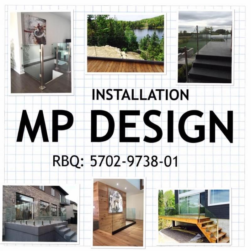 Installation MP Design