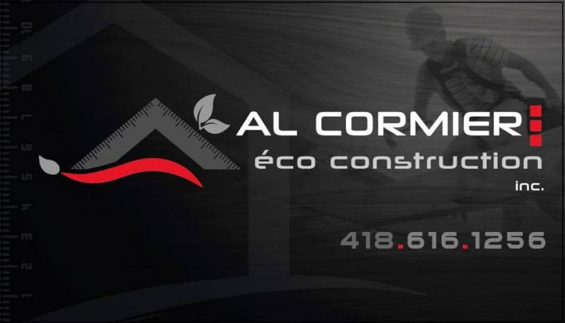 AL Cormier Éco Construction Inc.