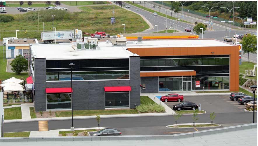 pose de toiture en membrane Soprema à Québec