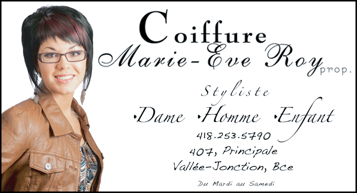 Coiffure Marie-Eve Roy