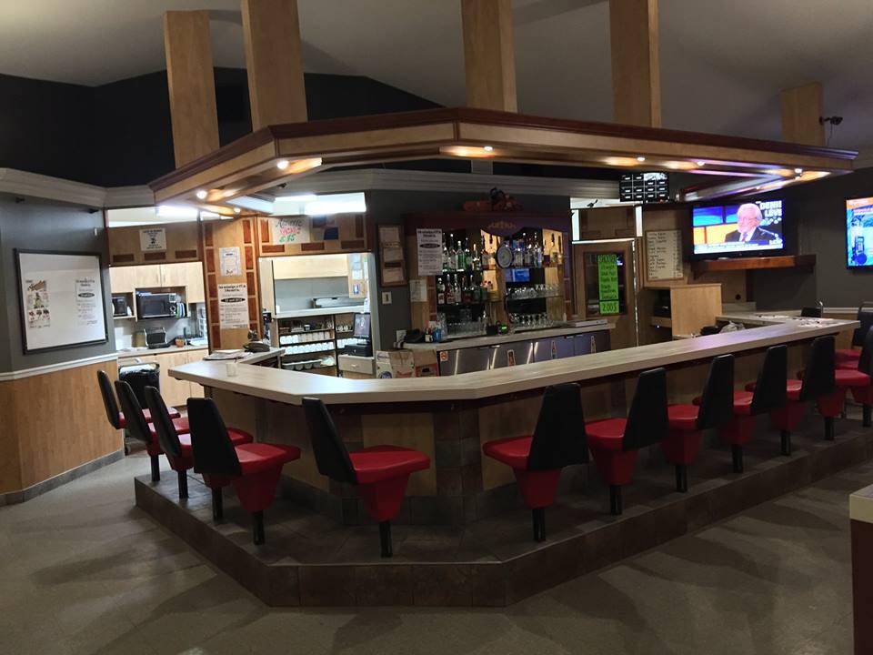 Coin bar Club Motoneige et VTT St-Bernard